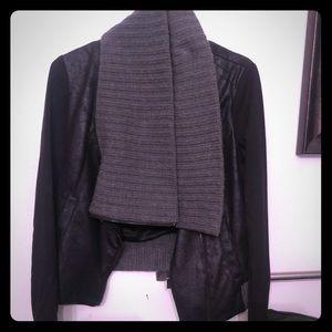 Cute asymmetric jacket
